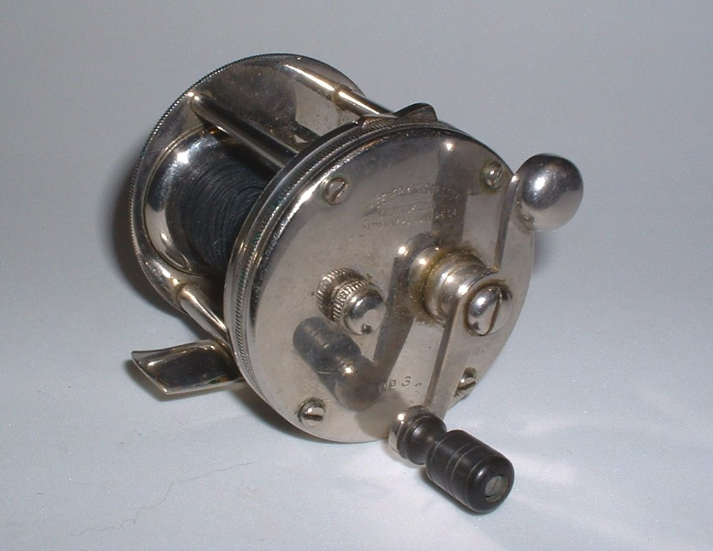 Antique fishing reels for Vintage fishing reels